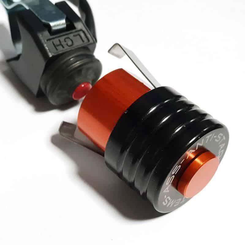 ASS - Startknopfsicherung für Motocross und Enduro Maschinen ASS – Startknopfsicherung für Motocross und Enduro Maschinen 1789052 Product