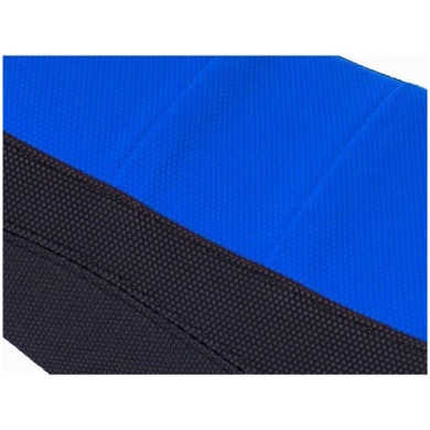 ZAP Factory-Grip Sitzbezug YZF 250 14-18 450 14-17 2-farbig Schwarz/Blau