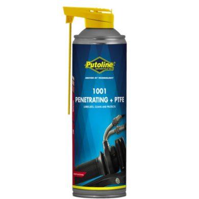 Putoline 1001 PENETRATING + PTFE (Teflon®) Universal-Sprühöl, 500 ml Spraydose | ZAP-Technix-Shop.de