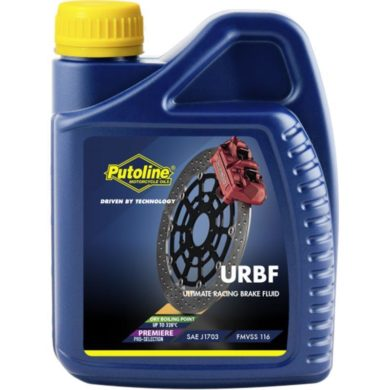 Putoline ULTIMATE RACING BRAKE FLUID 500 ml | ZAP-Technix-Shop.de