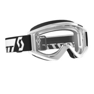 SCOTT 83X Safari Facemask black / clear | ZAP-Technix-Shop.de