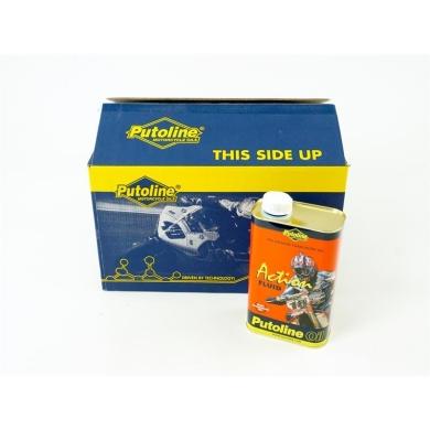 Luftfilteröl by Putoline 12 x 1 Liter im Karton | ZAP-Technix-Shop.de