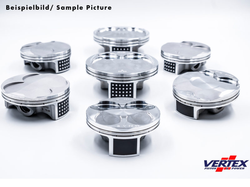 Vertex Kolben YAMAHA YZ250F 2016-18 C Maß 76,97mm Compr. 13,5:1 | ZAP-Technix-Shop.de