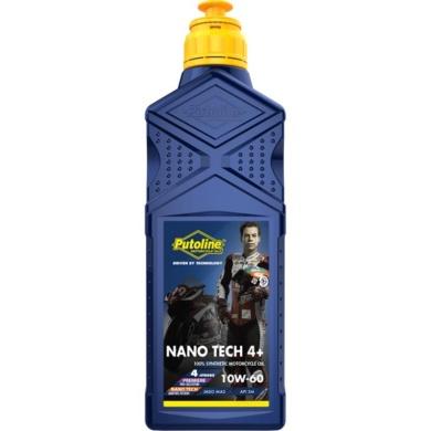 Putoline NANO TECH OFF ROAD 4+ 10W-60 1 Liter