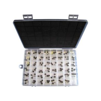 Ventil Shim Kit JAP 450cc 4takt D=9,48
