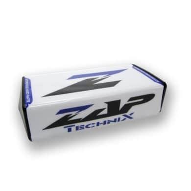 ZAP Lenkerpolster FX  weiß/blau Design 2011