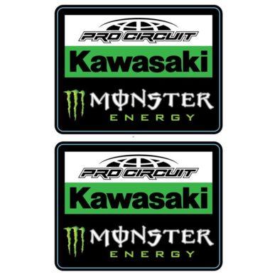 Pro Circuit Team Sticker