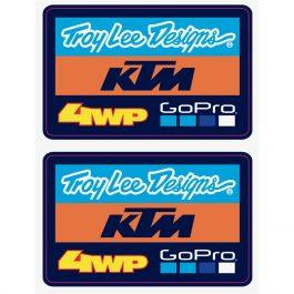 TLD Team Sticker