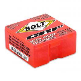 BOLT Schraubenkit für Plastikteile CRF 450 09-19, CRF 250 10-19