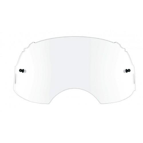 Ersatzglas passend zu Oakley AIRBRAKE MX klar