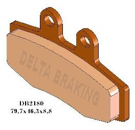 Bremsbeläge KTM MX 125 250 350 88-93 / KTM LC4 89-93 / Maico ZAP Technix Onlineshop für Endkunden ZAP Technix Onlineshop für Endkunden 1921383 Product
