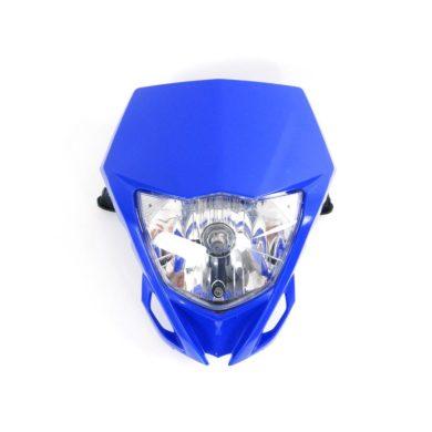 ZAP Offroad Lampenmaske Yamaha WR 14- Blau