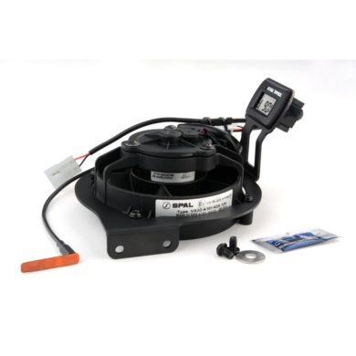 Trail tech Lüfter Honda CRF 450 17-, 250 18-