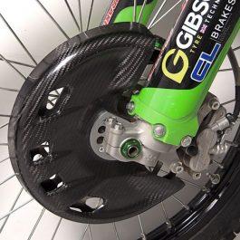 Rtech Bremsscheibenschutz Universal Carbon