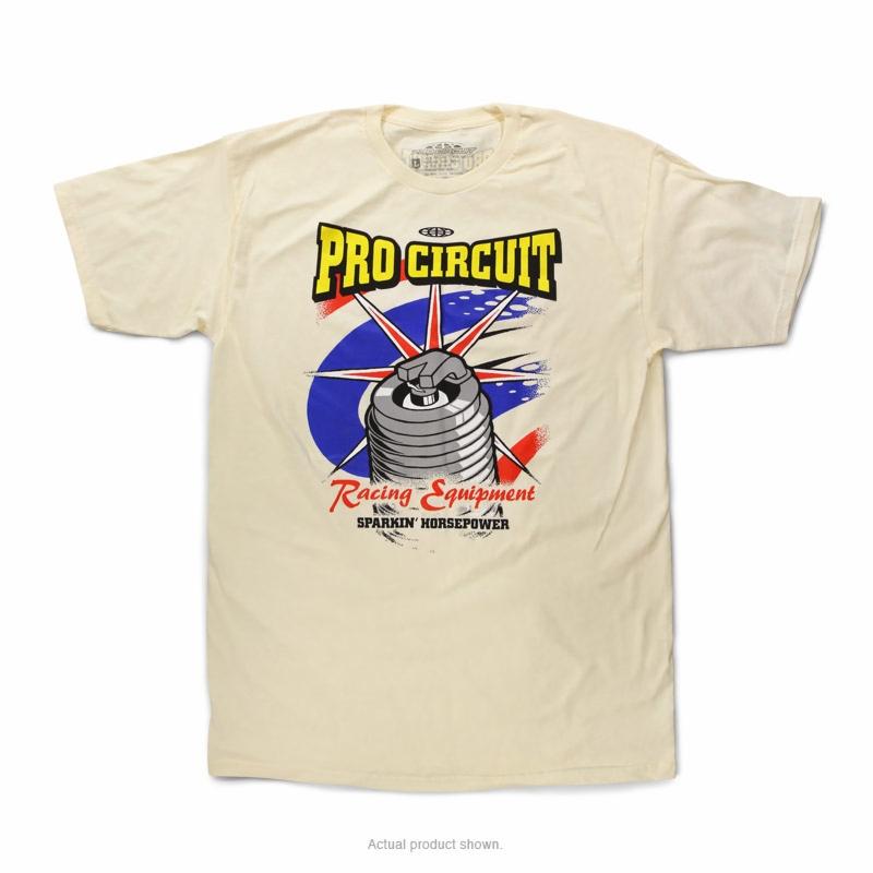 Pro Circuit SPARK PLUG T-Shirt L