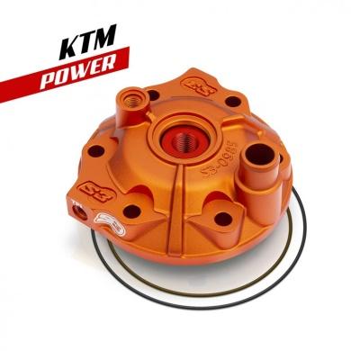 S3 Zylinderkopf Power KTM EXC 250 2018- TPI