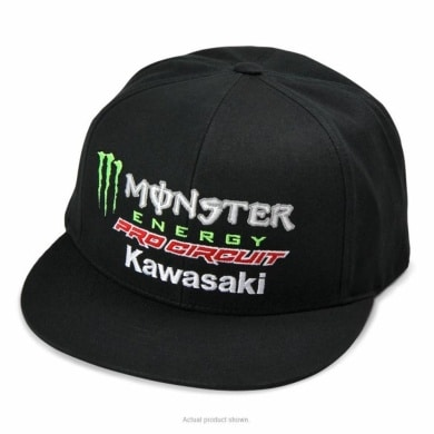 PRO CIRCUIT TEAM SNAPBACK KAPPE  BLACK