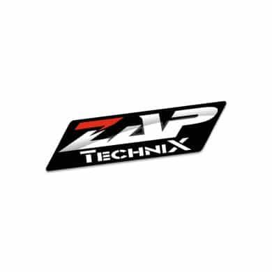 ZAP Technix Transporter Sticker groß 100 x 25cm
