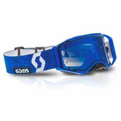 SCOTT Prospect 6 Days blue / electric blue chrome works