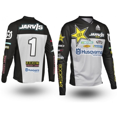 Jarvis Race Gear Shirt Größe M